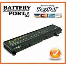 [ TOSHIBA LAPTOP BATTERY ] A80 M50 M70